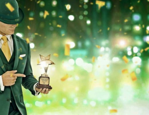 Features of Mr. Green online casino