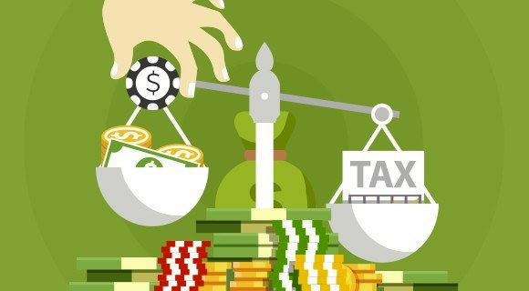 tax on casino winnings