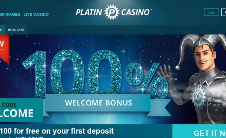 Time to Grab the Free Bonus in Platin Casino